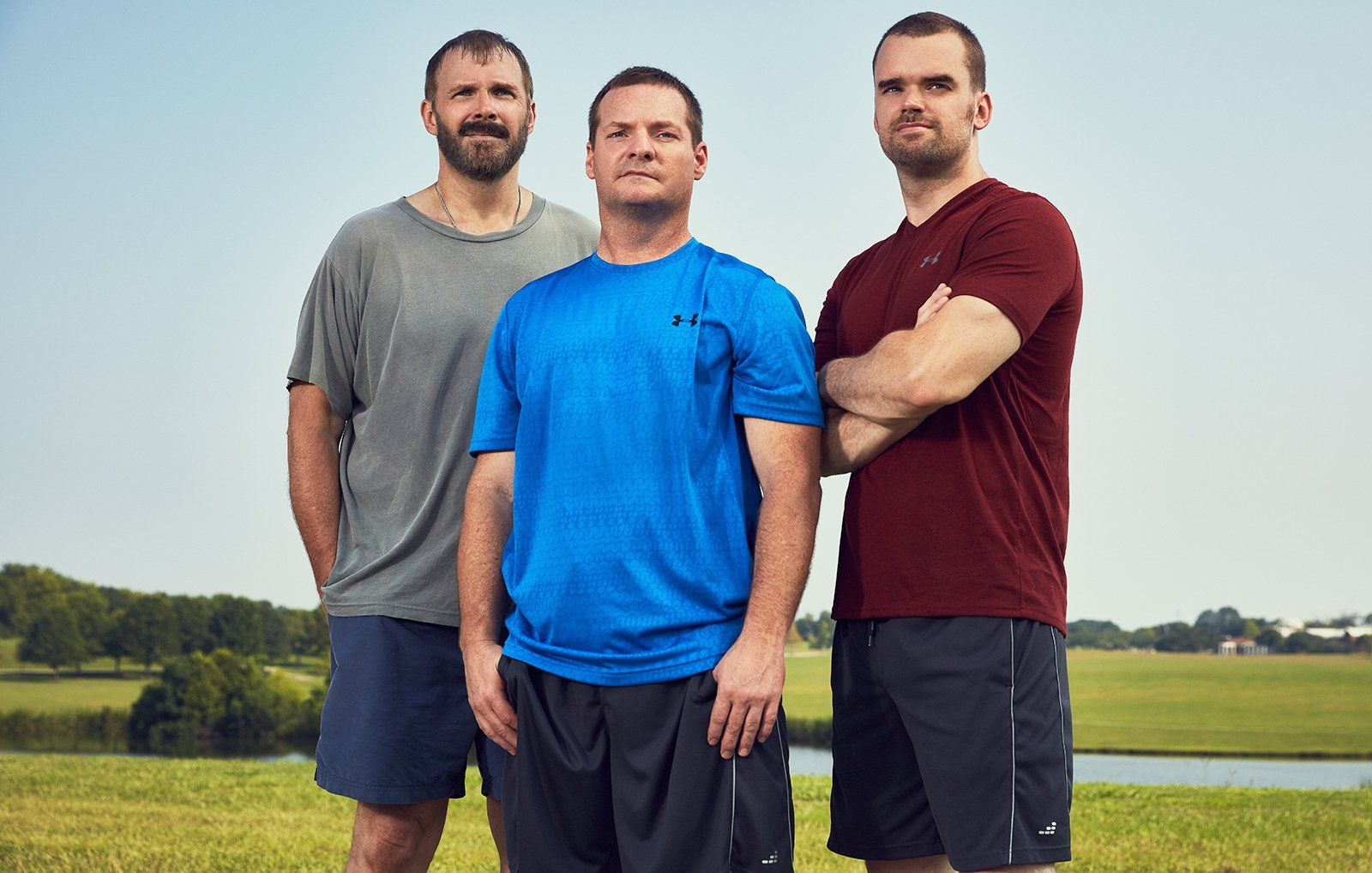 Wanna Lose Those Last 10 Pounds? These 3 Guys Will Show You the Way
