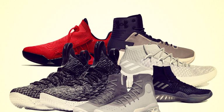 Best Basketball Shoes From 2018