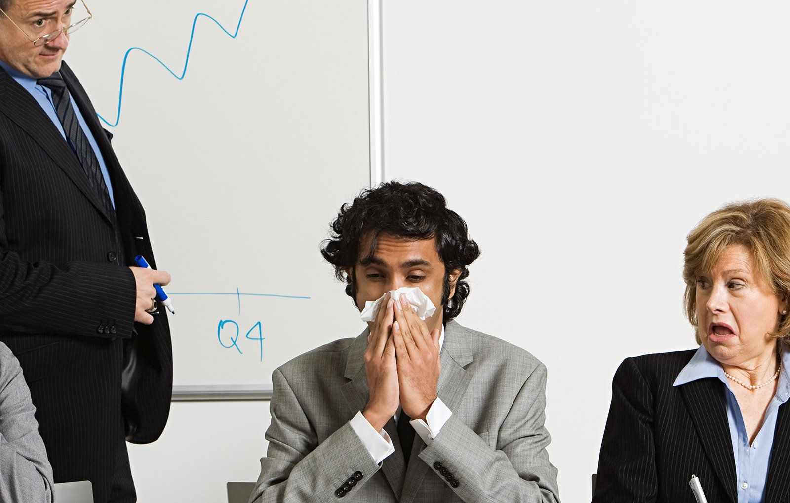 Is the 'Man Flu' For Real, or Do Guys Really Get Sicker Than Women Do?