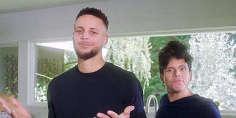 steph curry brita commercial