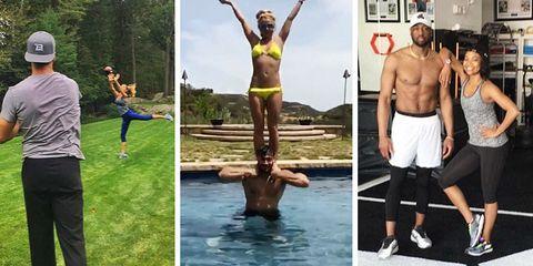 celeb couples on instagram