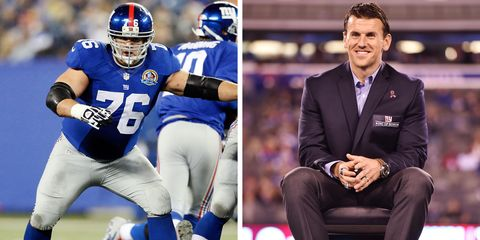 chris snee workout tips