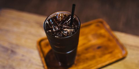 cold brew coffees