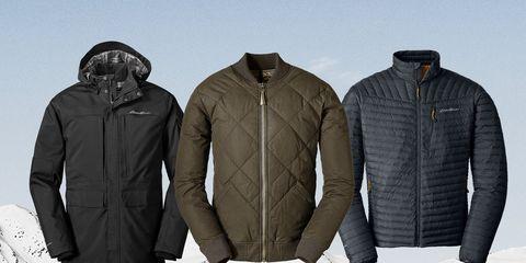 Daily Deal: Eddie Bauer jackets