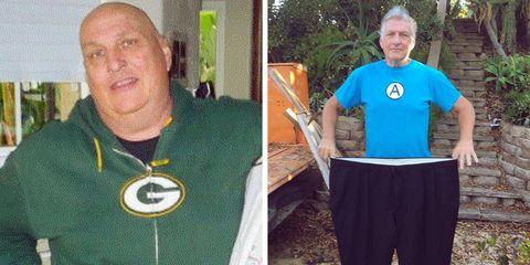 Doug Siverly transformation