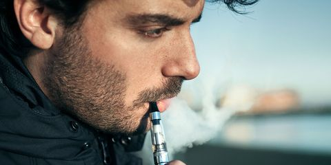 e-cigarettes affect heart function