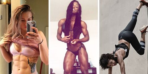 25 women on Instagram lift