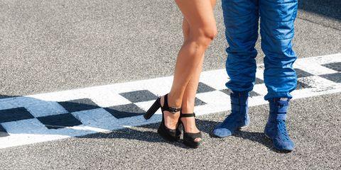 Formula 1 Grid Girls, gone