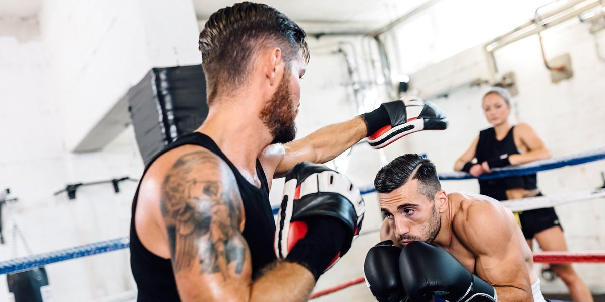 6 Group Workout Classes That Beat Hitting the Gym Alone | Men's Health