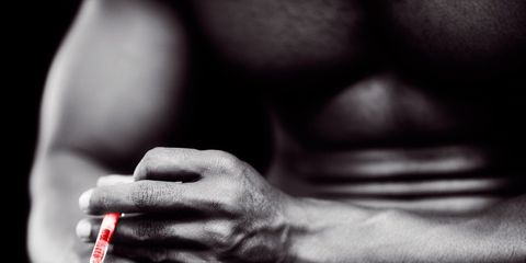How Taking Steroids Can Hurt Even Young, Healthy Guys