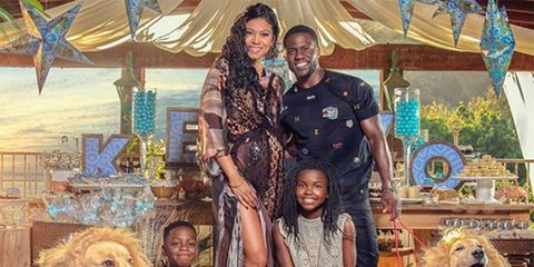 kevin hart new baby