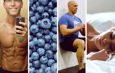 The Most-Read 'Men's Health' Stories Of 2017