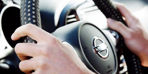 Nissan Juke color changing indicator