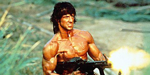 Rambo First Blood anniversary