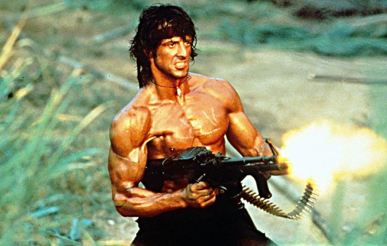 3 Sylvester Stallone Inspired Workouts That Ll Get You As