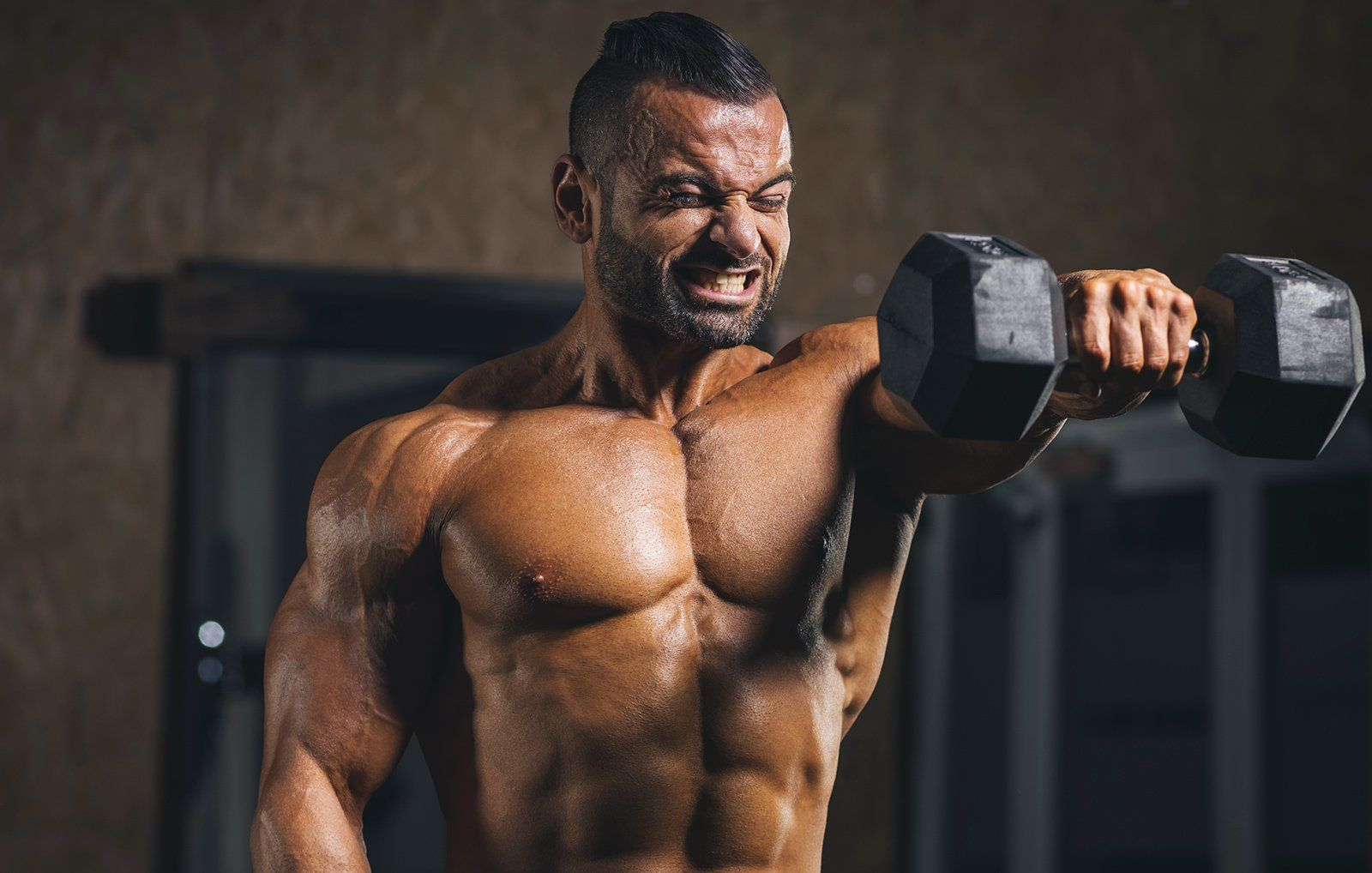 Shoulder Pain When Lifting: Rotator Cuff Injury Symptoms | Men's Health