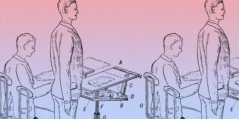 Standing may be worse for you than sitting