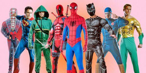 bbc90592562f Halloween Costumes: 24 Superhero Costume Ideas   Men's Health