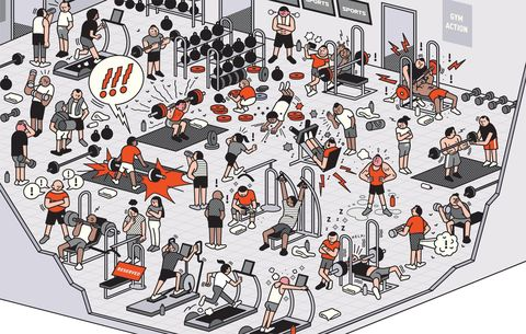 10 Simple Rules of Gym Etiquette