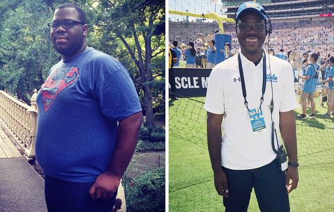 How This Man Lost 174 Pounds and Reversed His Diabetes
