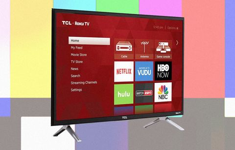Daily Deal: This TCL/Roku Best Selling Smart TV is $200 Off On