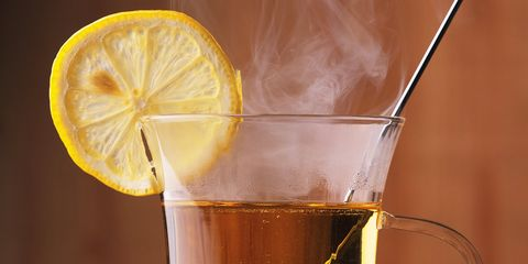 under-the-weather hot toddy