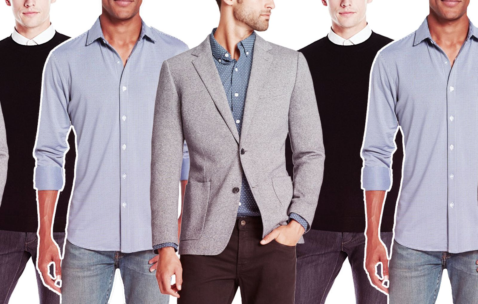The Most Comfortable Work Clothes For Men Mens Health