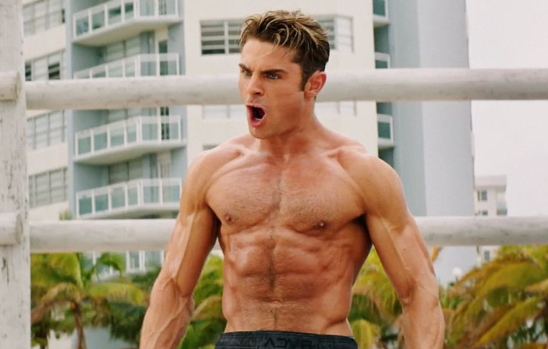 Zac Efron Workout Music