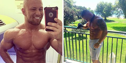 25-year old bodybuilder passed away