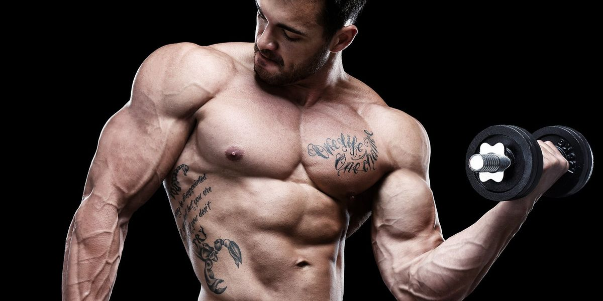 Vascularity As A Sign Of Fitness Level Mens Health