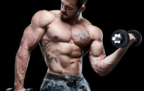 Vascularity As a Sign of Fitness Level | Men's Health