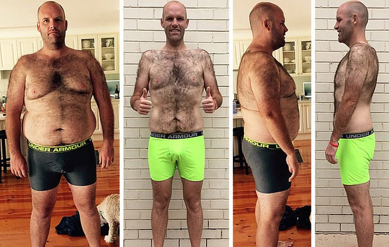The Potato Diet: This Man Ate Only Potatoes For One Year and Lost 117 Pounds | Men's Health