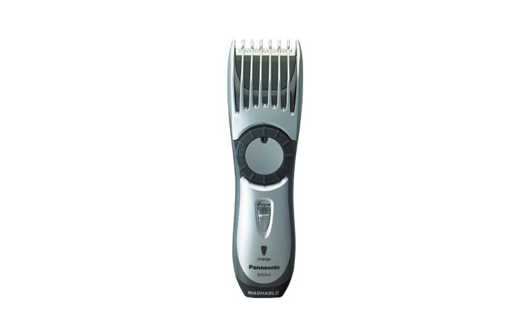 Panasonic ER224S Men's Cordless Wet/Dry Hair, Beard and Body Electric Trimmer