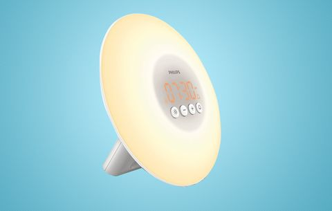 This Light Alarm Will Actually Get You Out Of Bed In The