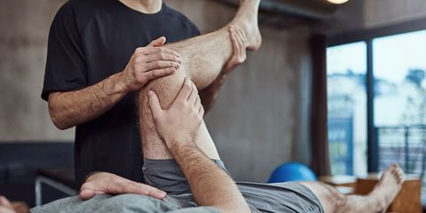 physical therapist help you
