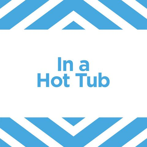 hot tub sex