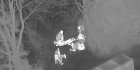 police arrest candy thieves