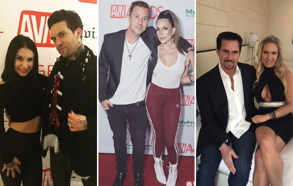 3 Porn Star Couples Reveal How They Make It Work