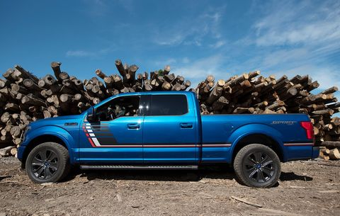 2018 Ford F 150 Limited Review Mens Health