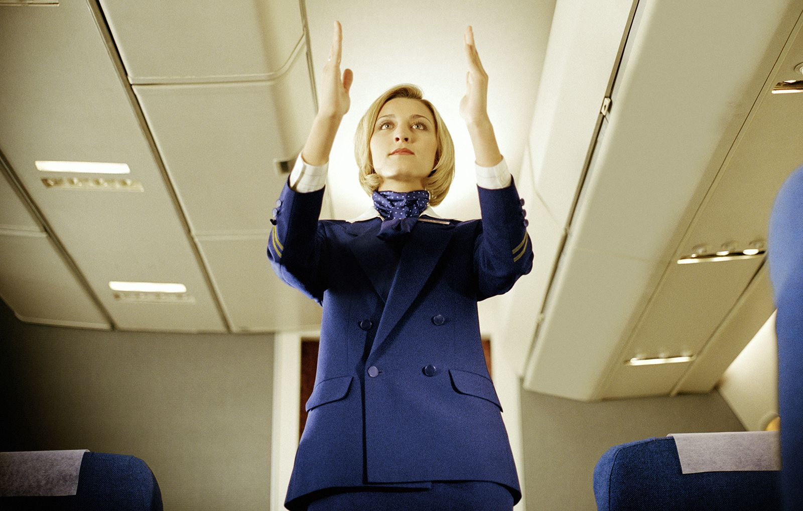 The Craziest, Most NSFW Things Flight Attendants Have Seen On A Plane