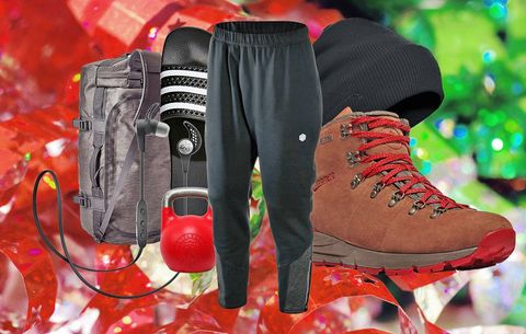 22 Fitness Gift Ideas for the Dude Who Never Misses a Workout