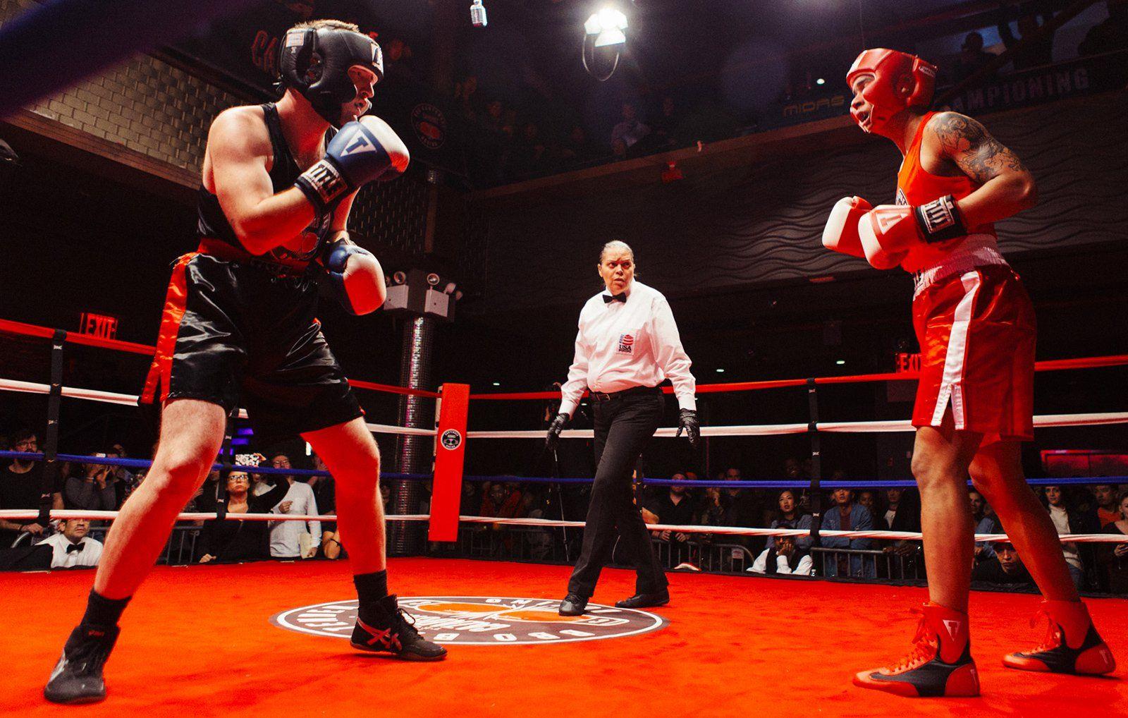 Amateur boxer restaurant owner pics 914