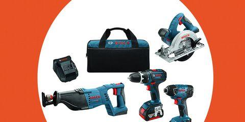 Bosch Electronic Tool Kit