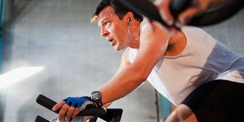 reasons to try spin class