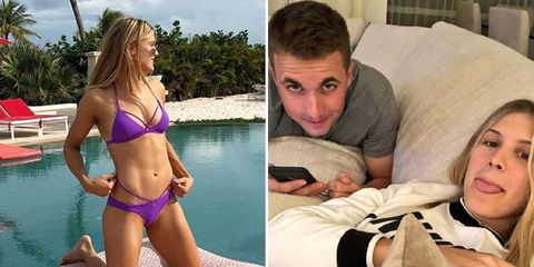 regular guy scores second date with tennis star