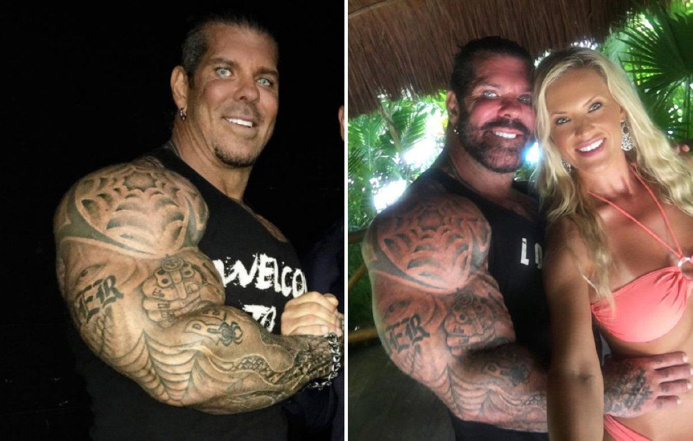 Rich Piana Height And Weight