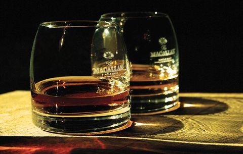 the ideal scotch glass