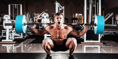 right away to avoid squatting fails