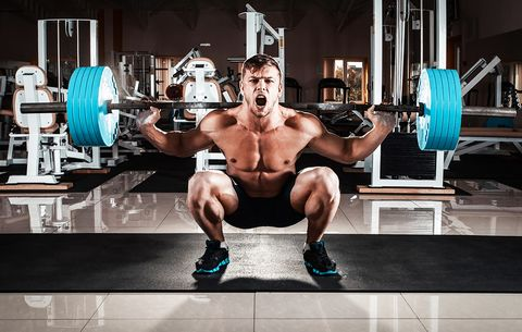 54e087f60c8f5c How to Fail a Squat  How to Squat Safely When You re Alone