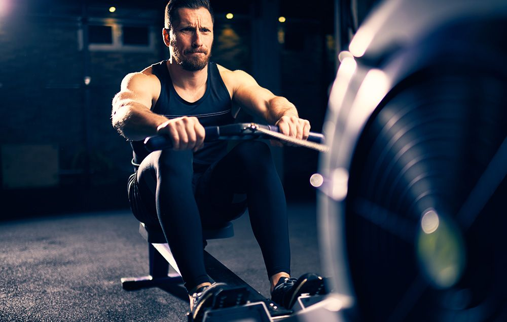 8 Rowing Workouts That Will Incinerate Fat and Build Muscle